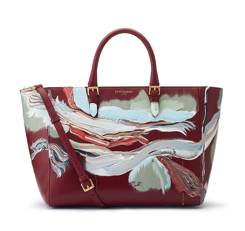 JM-Davidson-painted-Olivia-bag-2
