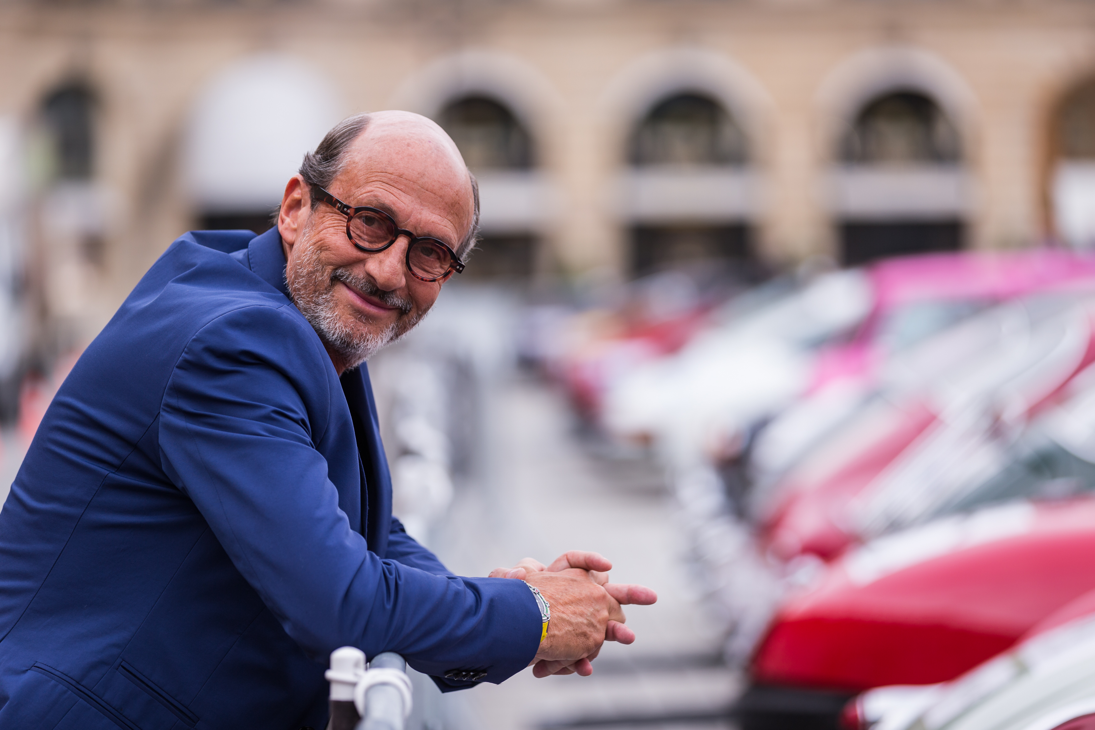 Richard Mille, CEO of Richard Mille by Richard Bord