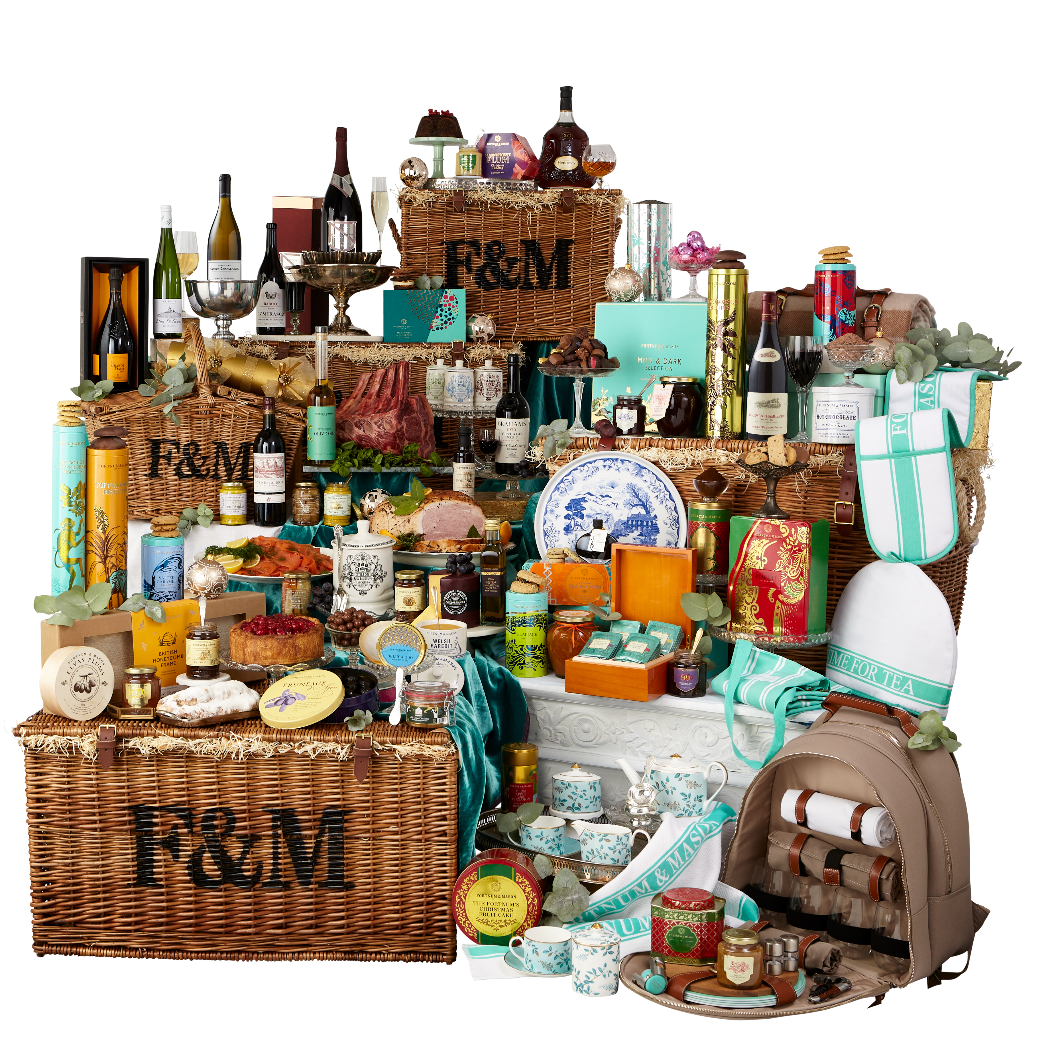 Season's eatings: Discover the top festive hampers of 2020