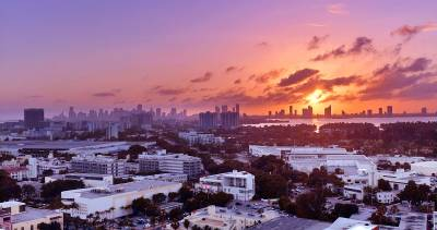 miami-sunset