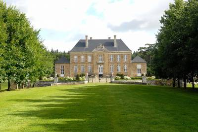 Richard Mille's Brittany home