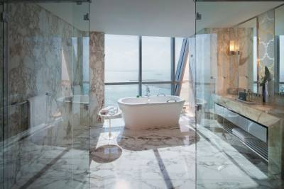 Opulent comfort at Jumeirah at Etihad Towers