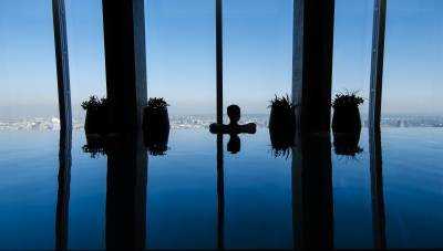 The Infinity Skypool