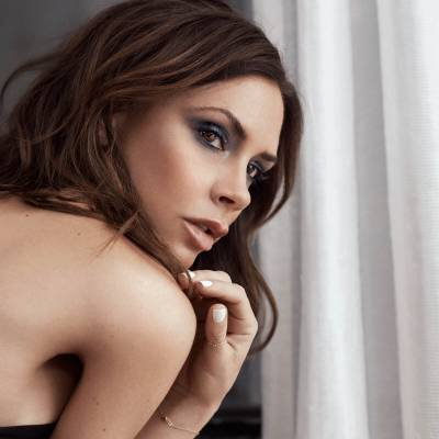 Victoria Beckham releases new beauty range with Estée Lauder