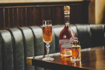 Gymkhana teams up with Penhaligon's on new cocktails