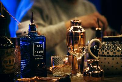 Haig Club to launch exclusive house party in Soho