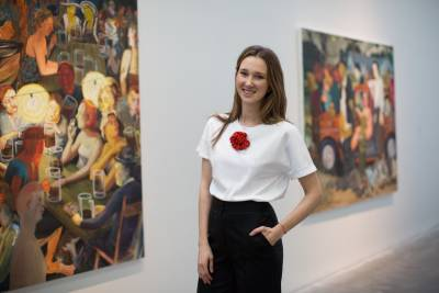 Arts entrepreneur Maria Baibakova on her top Mayfair haunts
