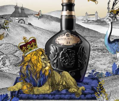 Royal Salute unveils vibrant design and two new whiskies