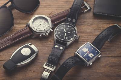 Finders keepers: Presenting Watchfinder's luxury timepieces