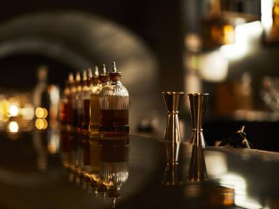 Blithe spirits: Discover London's high-end drink emporiums