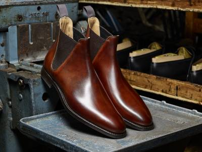 A step ahead: Revealing Crockett & Jones' A/W20 collection