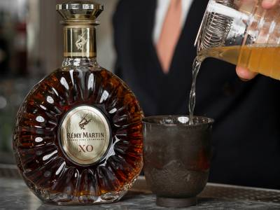 Rémy Martin teams up with The Connaught on a new cocktail