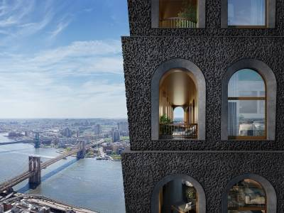 Sky high: Residences from Aston Martin Design X Sir David Adjaye