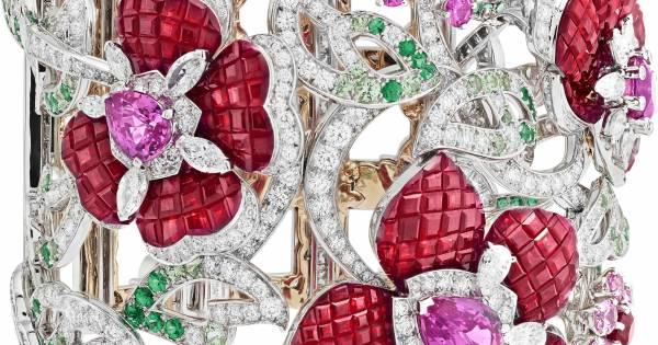 Rubies make a triumphant return to the gemstone market