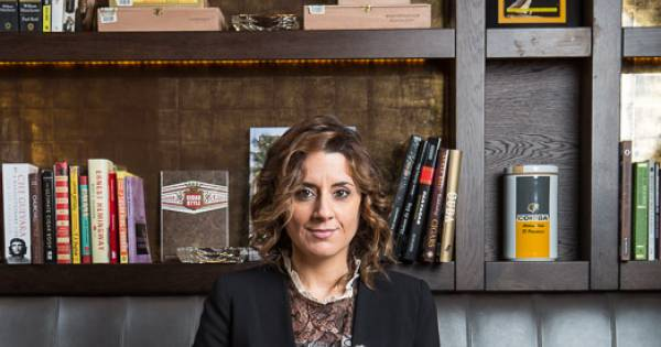 Paola Paolillo on her favourite spots in the City of London