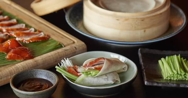 High dining: Chinese restaurant Hutong launches a fifth anniversary menu