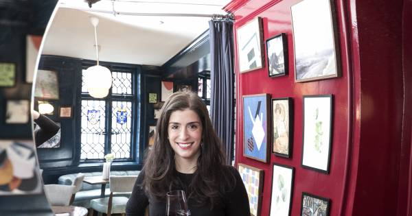 Alexandra Petit-Mentzelopoulos on her favourite places in Marylebone