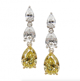 Hirsch earrings