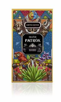 Patrón Silver Limited Edition Heritage Tin