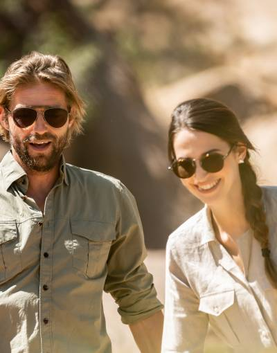 Here comes summer: Purdey unveils new sunglasses range